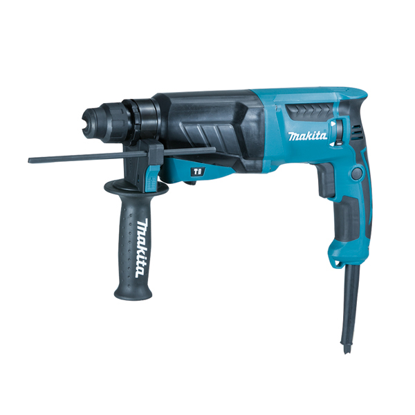 CZ 12718651 Martillo ligero 2,8 kg 26mm+m MAKITA 800w HR2630
