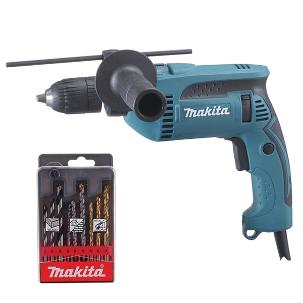 CZ 12740631 Taladro perc rev 13mm m MAKITA 680w HP1641K1X