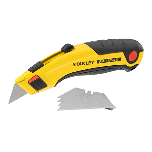 STANLEY 0-10-778 STANLEY Cuchillo FatMax retráctil 170mm