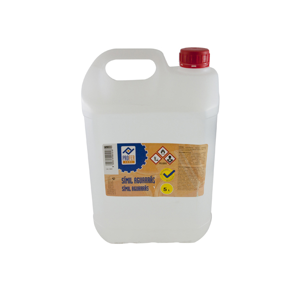 CZ 51630120 Disolvente simil aguarras PROFER HOME 5l PH1068