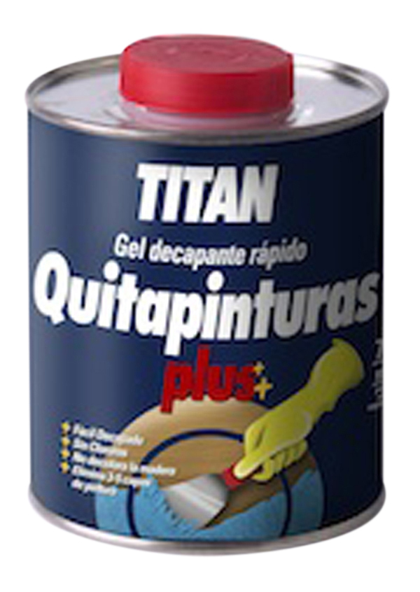 CZ 53660663 Quitapinturas plus TITAN 375ml 05D000138